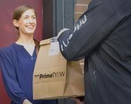 Amazon Flex contrata repartidores por horas