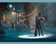 Apple apuesta por una tierna y espectacular coreografía para su anuncio de Navidad