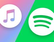 Apple Music  superará  a Spotify en Estados Unidos