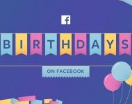 Facebook añade dos novedades para que celebrar el cumpleaños sea más especial