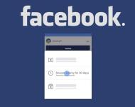 Facebook lanza Snooze, una función para evitar temporalmente a los amigos molestos