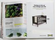 IKEA pide a las futuras mamás que hagan pis en su publicidad para conseguir un descuento en una cuna