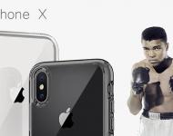 Apple compara el iPhone X con Muhammad Ali, el mayor campeón de boxeo de todos los tiempos