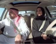 Las mujeres saudíes conducen por primera vez en una campaña de Nissan