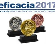 Vodafone y McCann lideran la lista de nominados a los Premios Eficacia 2017