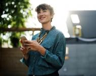 El 91% de los internautas en España se conecta a través del móvil