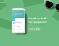 Google lanza la versión en español de su app Primer