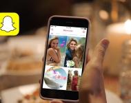 """Snapchat se vuelve más duradera con su función """"Memories"""""""