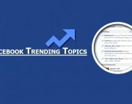 Facebook incorpora nuevos algoritmos para automatizar su selección de tendencias