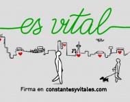 La campaña Constantes y Vitales reivindica  la instalación de desfibriladores en edificios públicos