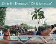 En Dinamarca nacerán más niños gracias a la publicidad