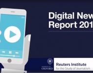 Los usuarios prefieren el texto al vídeo para consumir noticias