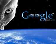 Fantasmas, espectros y visitantes extraterrestres saludan a las cámaras de Google