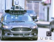 Uber empieza a probar su propio coche de auto-conducción