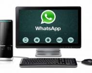Whatsapp llega por fin al escritorio de Windows y Mac OS X
