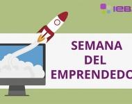 IEBS seleccionará y financiará 3 proyectos  en la semana del emprendedor